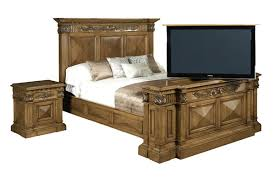 tv lift furniture hidden tv cabinet bed with tv lift