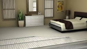 chauffage chambre chauffage au sol pour la chambre warmup