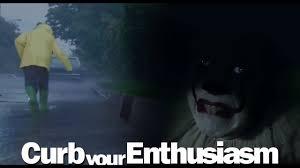 Curb Your Enthusiasm Meme - it 2017 alternate ending curb your enthusiasm meme youtube