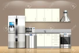 lave linge dans la cuisine de cuisine et de maison appareils micro ondes lave linge