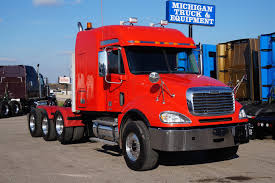 kenworth dealers in michigan used 2008 freightliner columbia 120 daycab for sale 534736