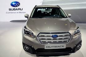 subaru outback black 2015 subaru will build all future cars over this common platform fortune