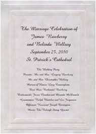 in memory of wedding program best 25 wedding program etiquette ideas on wedding
