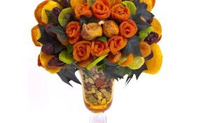 fruit flower arrangements dried fruit flower bouquet gardening flower and vegetables