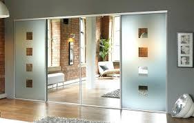 closet closet with mirror best mirror closet doors ideas on