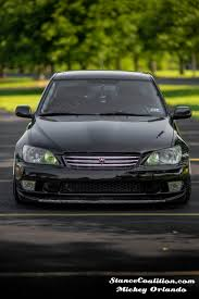 lexus is300 altezza bumper friday quickie mark u0027s is300 altezza stancecoalition