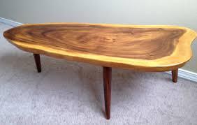 wood slab coffee table best home furniture ideas