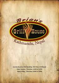 Restaurant Menu Covers Mr Smith Goes To Kathmandu Making A Menu In Nepal