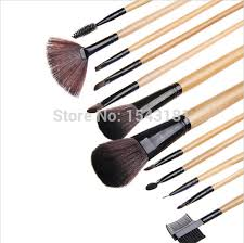 professional makeup artist tools online shop hot sale 24 pcs professional makeup forever brush kit