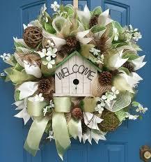 138 best deco mesh wreaths images on summer wreath