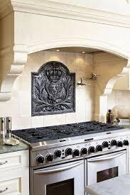 Kitchen Range Backsplash 133 Best Kitchen Range Hoods Images On Pinterest Kitchens