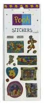 winnie pooh stickermagic britain u0027s sticker website