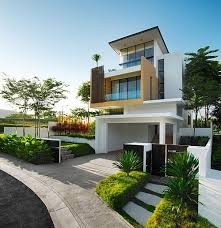 Contemporary Exterior Design Photos  Contemporary Exterior - Exterior modern home design