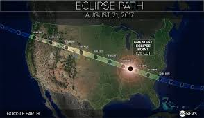 52 Places To Go In 2017 by Best Us Cities To Watch 2017 Total Solar Eclipse Abc News
