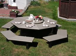 Trex Furniture Composite Table And Trex Picnic Tables Marvelousnye Com