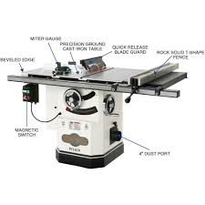 cabinet table saw for sale shop fox w1819 cabinet table saw 3hp table saw