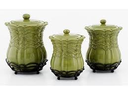 green canister sets kitchen 117 best kitchen canisters images on kitchen canisters