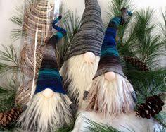 handmade swedish tomte gnome scandinavian santa
