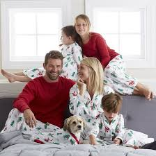 matching family pajamas ho ho ho the company store