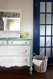 Shabby Chic Hardware by Vintage Nursery Shabby Chic Style With Chic Cabinet And Drawer