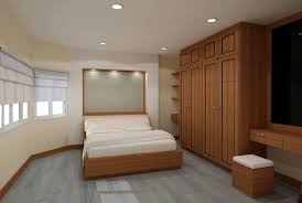 apartment minimalist bedroom interior decoration ideas with