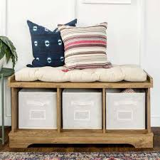 30 Inch Wide Storage Bench Entryway Benches U0026 Trunks Entryway Furniture The Home Depot