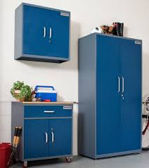 sears metal storage cabinets furniture blue metal lockable tools storage cabinet with diy garage
