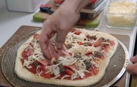 sunday pizza april 2011