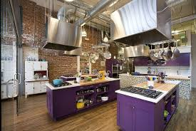 kitchen island color ideas kitchens eclectic kitchen of color and pattern painting it