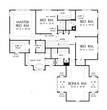 4 bed floor plans farmhouse style house plan 4 beds 4 50 baths 2763 sq ft plan