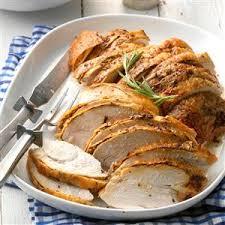 thanksgiving dinner recipes taste of home