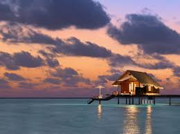 the best water villas in the maldives greaves india