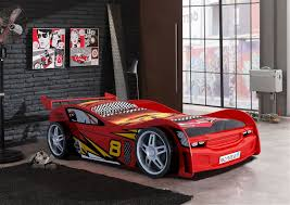 boys car bed room design designs themes paint ideas for themed kids room 15 fabulous disney style bedroom ideas for your little night racer car bed pertaining