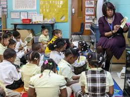 make up classes in detroit one kindergarten 38 students in this detroit school