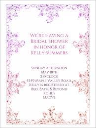free printable invitation templates bridal shower 22 free bridal shower printable invitations
