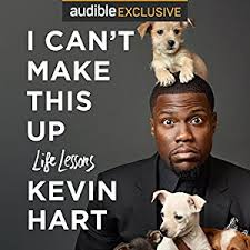 kevin hart audiobook from audible i can t make this up
