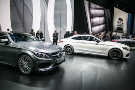 Price 2015 Mercedes C Class 2017 Mercedes Benz C Class Coupe Makes Its Public Debut