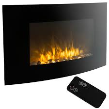 amazon com xtremepowerus wall mount electrical fireplace insert
