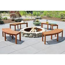 curved bench seating outdoor ammatouch image on wonderful curved