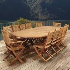 Wooden Outdoor Sofa Sets Teak Patio Furniture You U0027ll Love Wayfair