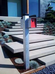 Step Design by 40 Ideas Of How To Design Exterior Stairways Designrulz