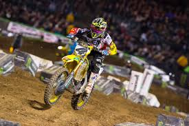 james stewart motocross gear blake baggett james stewart out for arlington supercross