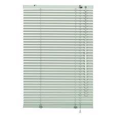 venetian blinds aluminium 25mm pistachio 50 x 175cm