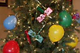 new year tree decoration ideas rainforest islands ferry
