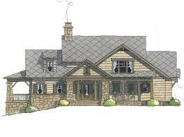 house plan douglas pointe stephen fuller inc not too big
