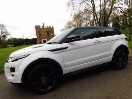 land rover range rover evoque coupe used 2013 land rover range rover evoque 2 2 sd4 dynamic coupe 4x4