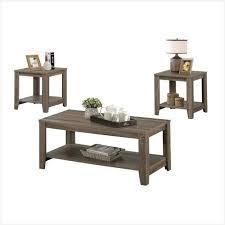 monarch specialties coffee table coffee tables sets 3 cozy monarch specialties inc 3 piece coffee