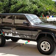 jeep grand cherokee stickers 2x decal sticker compatible with jeep cherokee 0 0 jeep decals