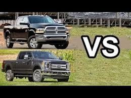 dodge ram vs f250 2016 dodge ram 2500 vs 2016 ford f 250 design