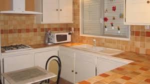 carrelage plan de travail cuisine beton sur carrelage cuisine cire plan de travail en homewreckr co